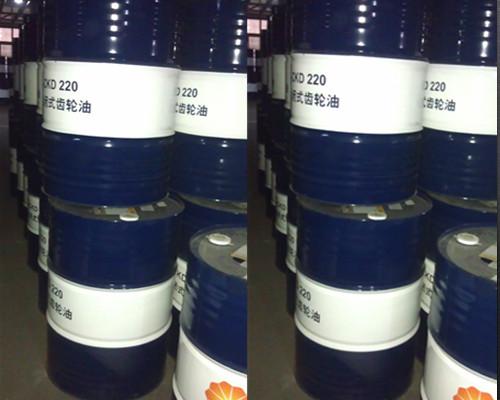 昆仑L-CKD220工业闭式齿轮油