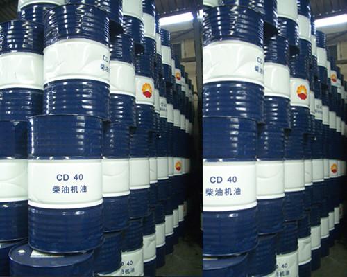 昆仑CD柴油机油